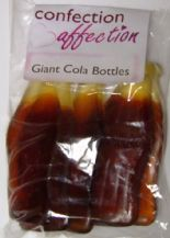 Giant Cola Bottles 5pk